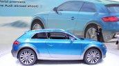 Audi Allroad Shooting Brake Concept at 2014 NAIAS side