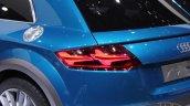 Audi Allroad Shooting Brake Concept at 2014 NAIAS taillight