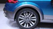 Audi Allroad Shooting Brake Concept at 2014 NAIAS wheel