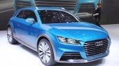 Audi Allroad Shooting Brake Concept at 2014 NAIAS