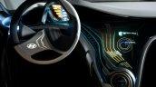 Hyundai Curb Concept interior press shot