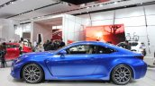 Lexus RC F side view at NAIAS 2014
