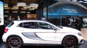 Mercedes GLA 45 AMG at 2014 NAIAS side