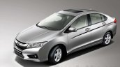 New Honda City front top official image