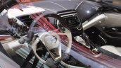 Nissan Sport Sedan Concept at 2014 NAIAS steering