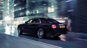 Rolls Royce Ghost V-Specification rear three quarters