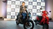 Suzuki Gixxer Mumbai unveiling