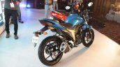 Suzuki Gixxer rear three quarters