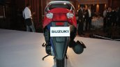 Suzuki Let's rear view