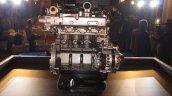 Tata Revotron engine back