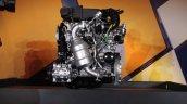 Tata Revotron engine rear view