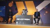 Tata Revotron engine with Tim Leverton Ranjit Yadav