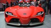 Toyota FT-1 Front fascia NAIAS 2014