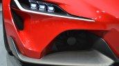 Toyota FT-1 headlamp NAIAS 2014