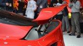 Toyota FT-1 rear spoiler NAIAS 2014
