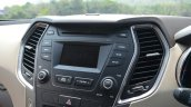 2013 Hyundai Santa Fe Review buttons
