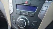 2013 Hyundai Santa Fe Review climate control