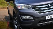 2013 Hyundai Santa Fe Review foglight