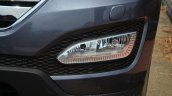 2013 Hyundai Santa Fe Review foglights