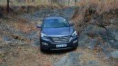 2013 Hyundai Santa Fe Review grille