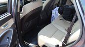2013 Hyundai Santa Fe Review second row seat