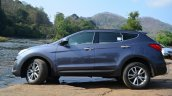 2013 Hyundai Santa Fe Review side profile