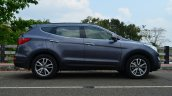 2013 Hyundai Santa Fe Review side static