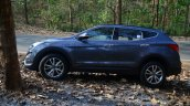 2013 Hyundai Santa Fe Review side