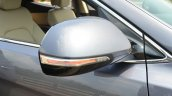 2013 Hyundai Santa Fe Review wing mirror