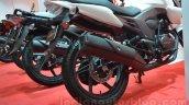 2014 Honda CB Trigger rear profile live