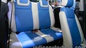 2014 Mahindra e2o seats