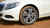 2014 Mercedes S Class review fender