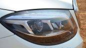 2014 Mercedes S Class review headlight cluster