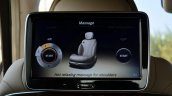 2014 Mercedes S Class review massage