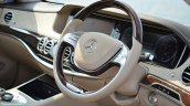 2014 Mercedes S Class review steering