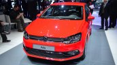2014 VW Polo facelift at Geneva Motor Show 2014