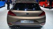 2014 VW Scirocco Facelift rear at Geneva Motor Show