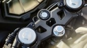 2014 Yamaha YZF-R125 ignition detail press shot