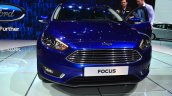 2015 Ford Focus Facelift front at Geneva Motor Show