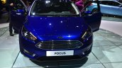 2015 Ford Focus Facelift front fascia at Geneva Motor Show