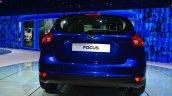 2015 Ford Focus Facelift rear at Geneva Motor Show