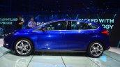 2015 Ford Focus Facelift side at Geneva Motor Show