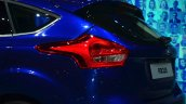 2015 Ford Focus Facelift taillight at Geneva Motor Show