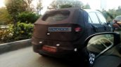 2015 Hyundai i20 Spy Images Chennai rear quarter