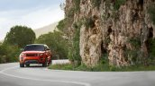 2015 Range Rover Evoque Autobiography Dynamic Press Shot on the road