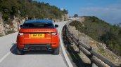 2015 Range Rover Evoque Autobiography Dynamic Press Shot rear