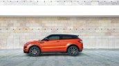 2015 Range Rover Evoque Autobiography Dynamic Press Shot side