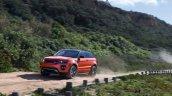 2015 Range Rover Evoque Autobiography Dynamic Press Shot