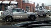 2016 BMW X6 spied USA profile
