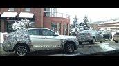 2016 BMW X6 spied USA side profile